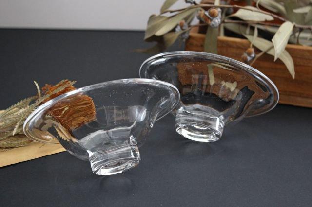 mo-ru 浅鉢 ガラス 8823/glass work 沖澤康平 画像6