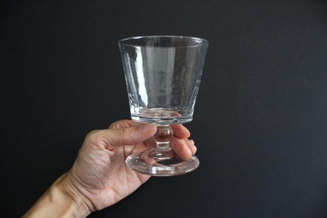 ワイングラス S ガラス 8823/glass work 沖澤康平 画像2