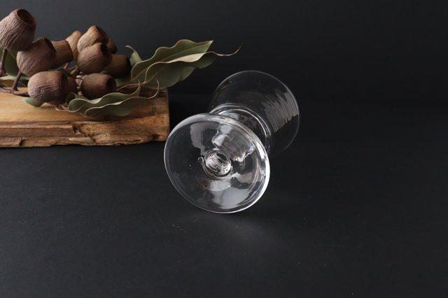 ワイングラス S ガラス 8823/glass work 沖澤康平 画像6
