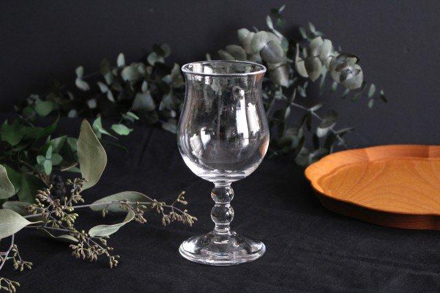 ワイングラス L ガラス 8823/glass work 沖澤康平