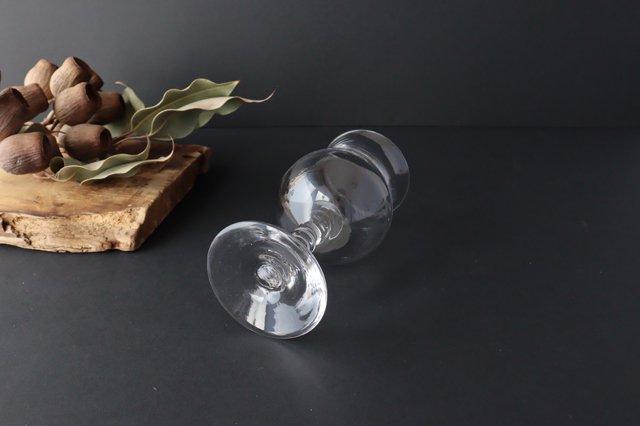 ワイングラス L ガラス 8823/glass work 沖澤康平 画像4