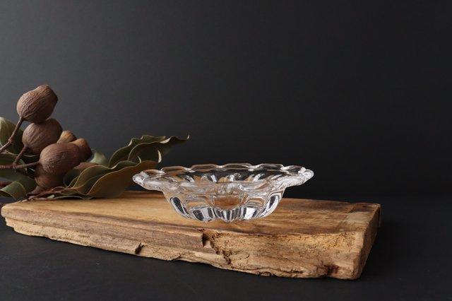 リンカ 皿 ガラス 8823/glass work 沖澤康平 画像5