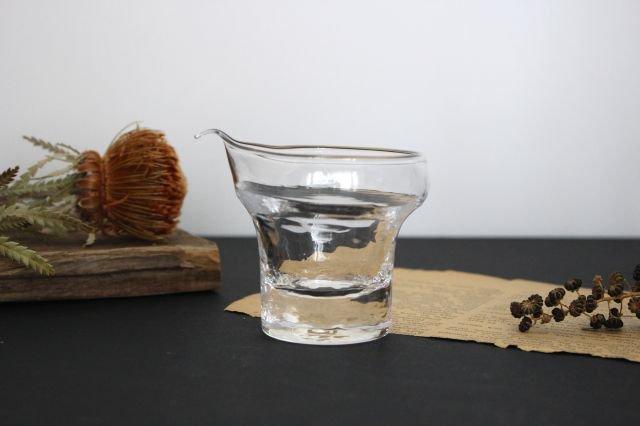 ライト 片口 S ガラス 8823/glass work 沖澤康平
