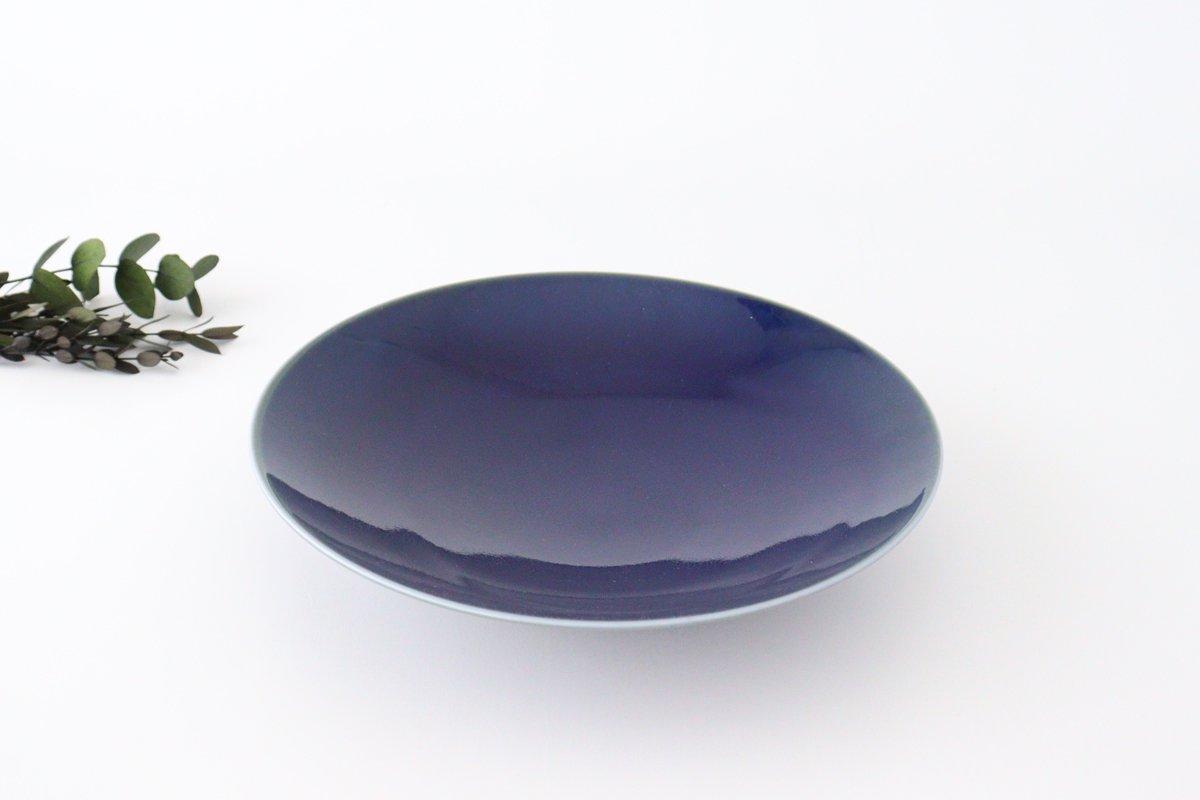 美濃焼 AO 9寸皿 磁器  画像4