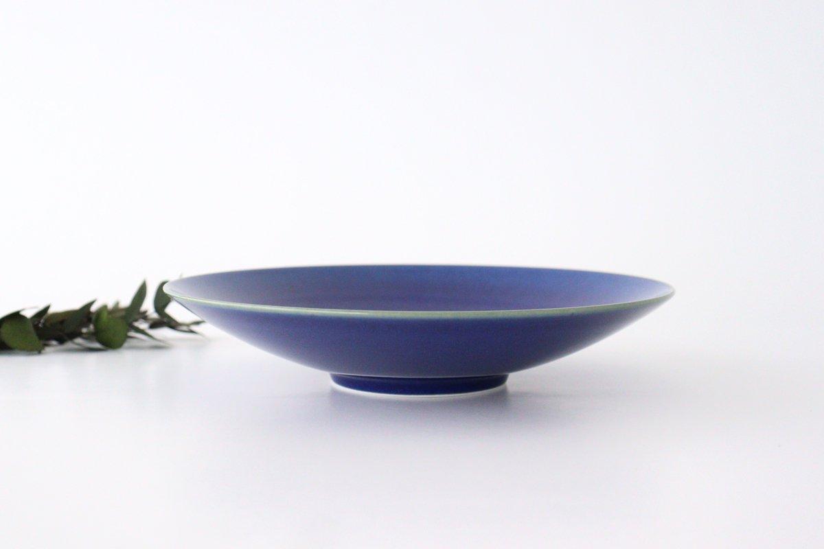 美濃焼 AO 9寸皿 磁器  画像5