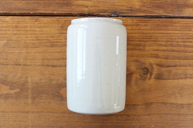カトラリースタンド 白 陶器 こいずみみゆき 画像4