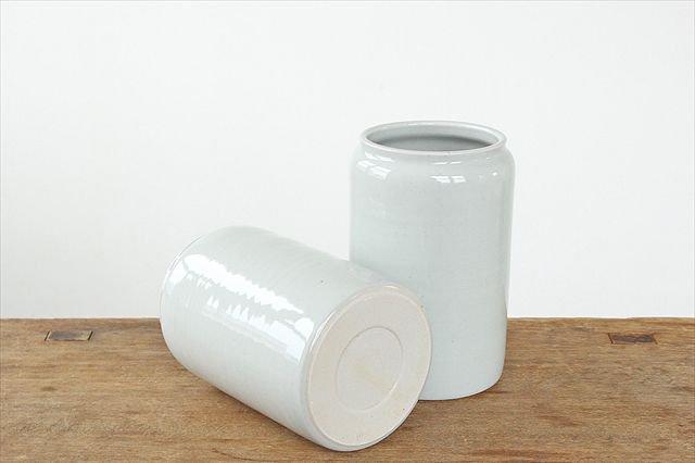 カトラリースタンド 白 陶器 こいずみみゆき 画像6