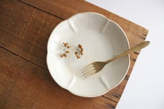 鉄散 輪花浅鉢 大 陶器 古谷製陶所商品画像