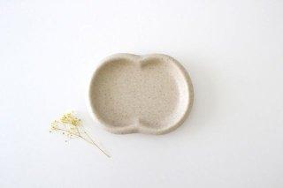 豆豆皿 白 陶器 古川まみ商品画像