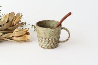 ブロックマグ もえぎ 陶器 伊藤豊商品画像