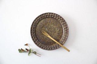 ブロックプレート もえぎ 【C】  陶器 伊藤豊商品画像