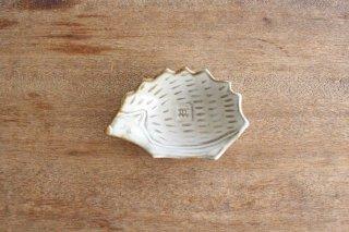 豆皿 ハリネズミ 陶器 キエリ舎商品画像