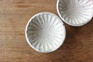 美濃焼 高台小皿 粉引 陶器商品画像