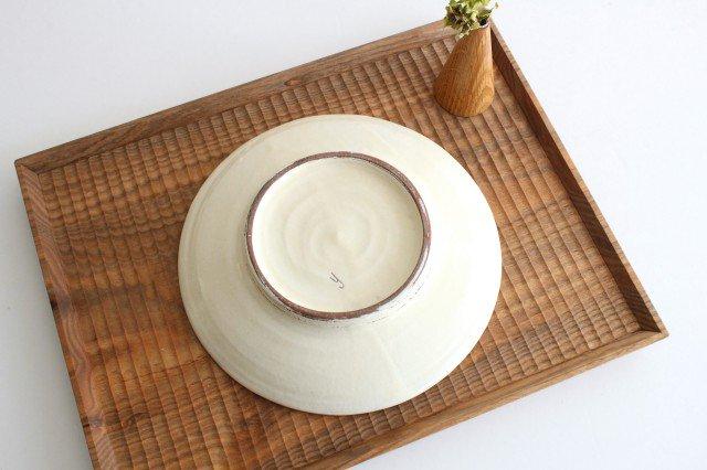 鎬7寸皿 陶器 後藤義国 画像4