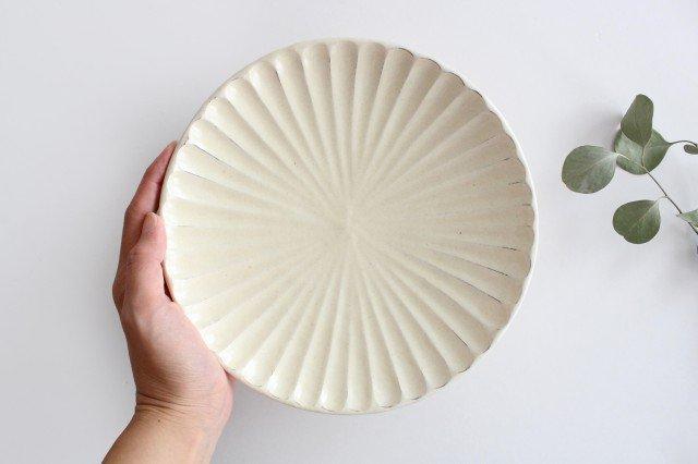 鎬7寸皿 陶器 後藤義国 画像5
