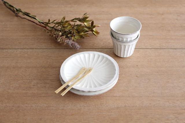 鎬カップ&ソーサー 陶器 後藤義国 画像6