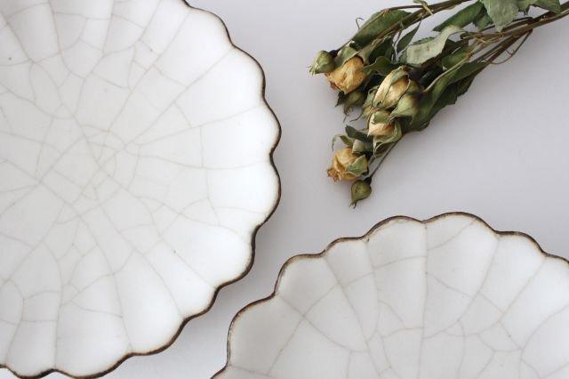 5寸皿 ハナ カンニュウ 陶器 たくまポタリー 画像3