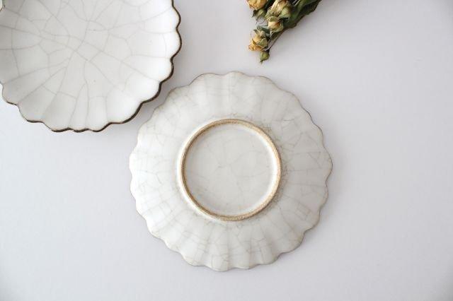 5寸皿 ハナ カンニュウ 陶器 たくまポタリー 画像6