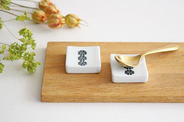 白山陶器 かのん 箸置き 磁器 波佐見焼 画像4