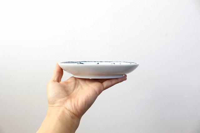 フラワーパレード 取皿 白 磁器 波佐見焼 画像6