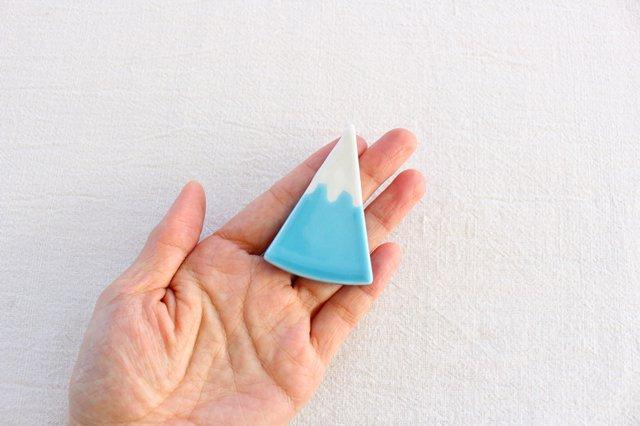 有田焼 富士山 箸置き 磁器 画像4