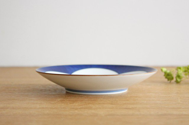 白山陶器 ねじり梅 5寸和皿 磁器 波佐見焼 画像3
