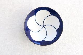 白山陶器 ねじり梅 5寸和皿 磁器 波佐見焼商品画像