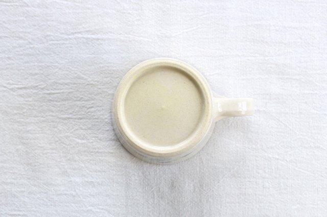 ツバメ マグカップ 陶器 東峯未央 画像2