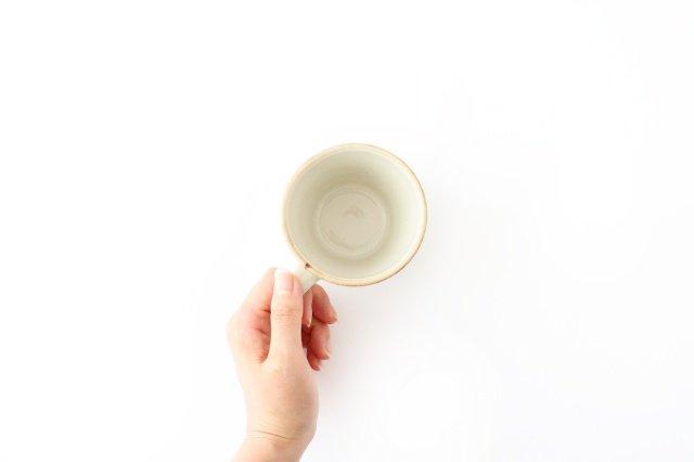 ツバメ マグカップ 陶器 東峯未央 画像3
