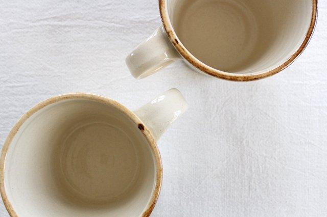 ツバメ マグカップ 陶器 東峯未央 画像4