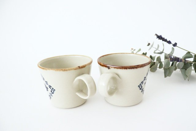ツバメ マグカップ 陶器 東峯未央 画像6