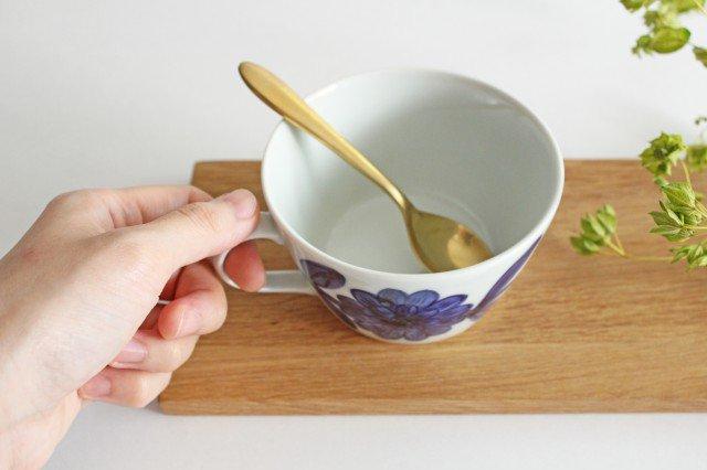 マグカップ ネイビー 磁器 デイジー 波佐見焼 画像6