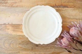 鉄散 7寸彫刻皿 陶器 古谷製陶所商品画像