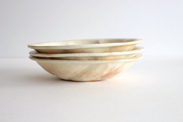 鉄散 スパイラルボウル 陶器 古谷製陶所 画像3