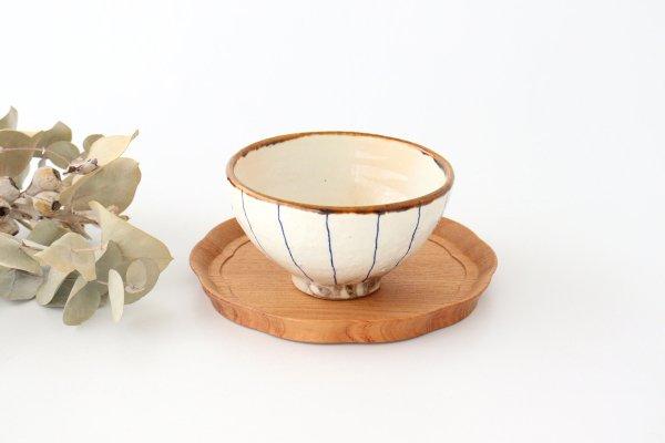 呉須飴釉 飯碗 陶器 古谷製陶所商品画像