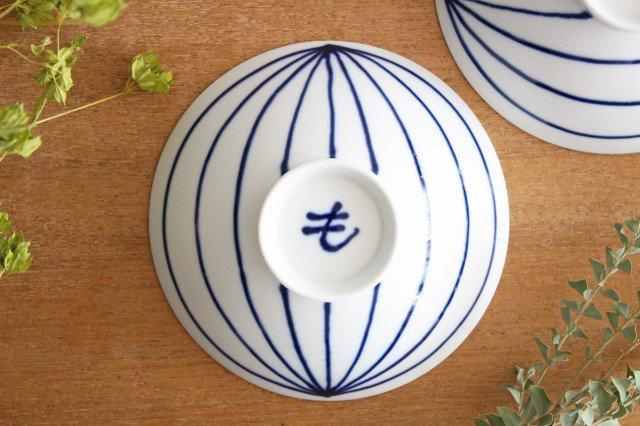 白山陶器 平茶碗 ST-15 磁器 波佐見焼 画像3