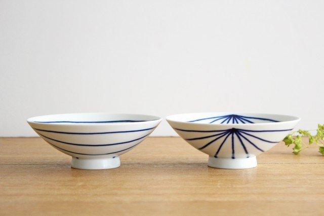 白山陶器 平茶碗 ST-15 磁器 波佐見焼 画像4