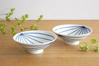 白山陶器 平茶碗 ST-15 磁器 波佐見焼商品画像