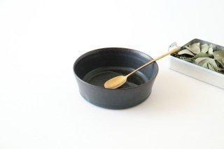 ドラ鉢 小 青黒 陶器 都築明 商品画像
