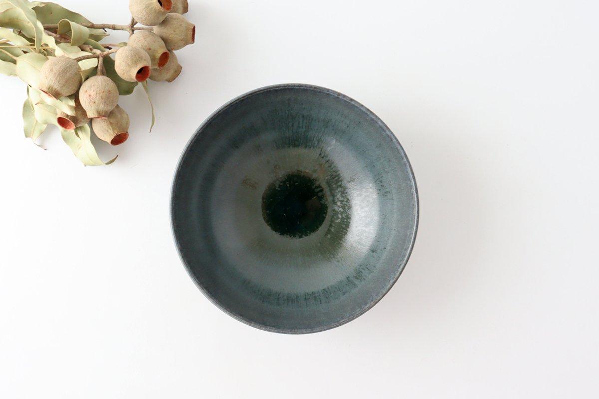 ノコ目深鉢 陶器 都築明  画像2