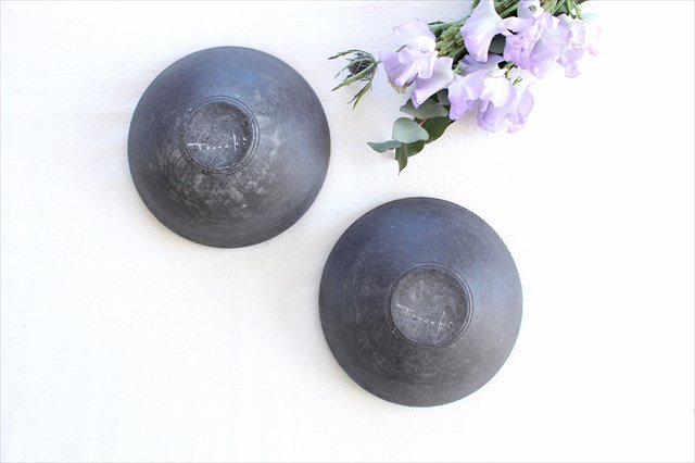 ノコ目深鉢 陶器 都築明  画像3