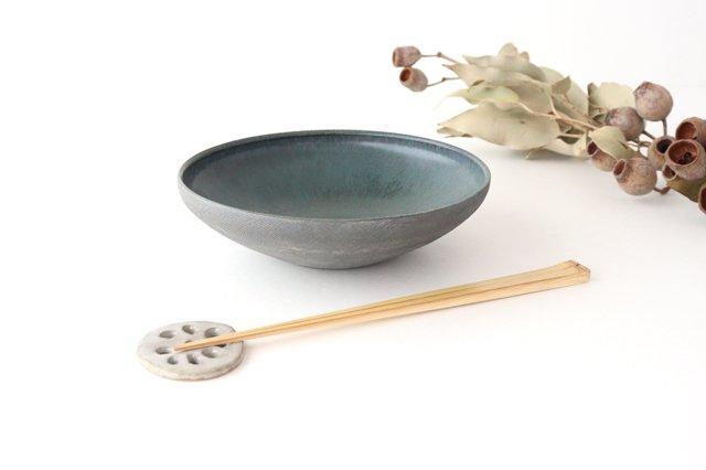 ノコ目深鉢 陶器 都築明  画像4