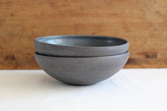 ノコ目深鉢 陶器 都築明  画像6