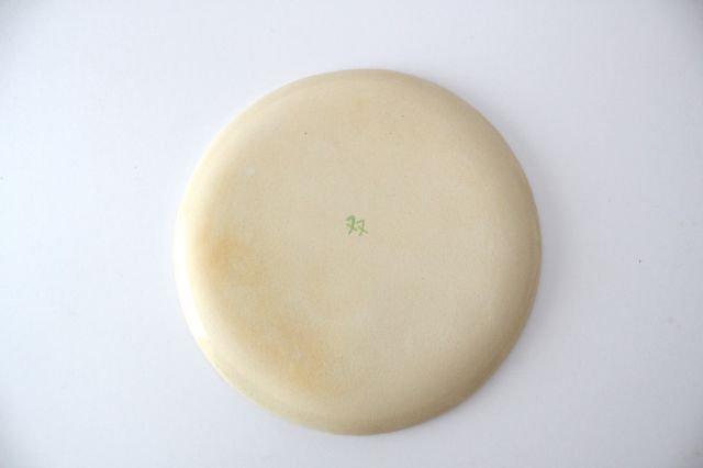 【一点もの】色絵付け大皿 【A】 陶器 工房双子堂 やちむん 画像3