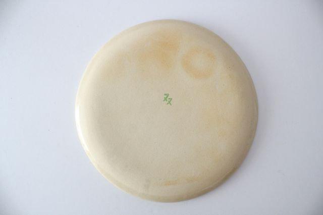 【一点もの】色絵付け大皿 【B】 陶器 工房双子堂 やちむん 画像3