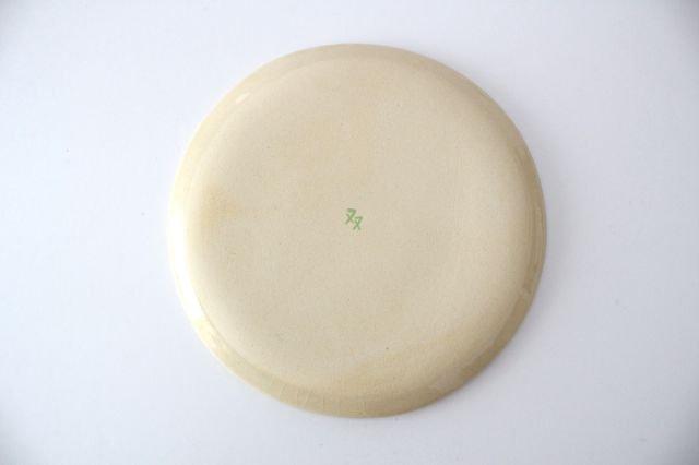 【一点もの】色絵付け大皿 【C】 陶器 工房双子堂 やちむん 画像3