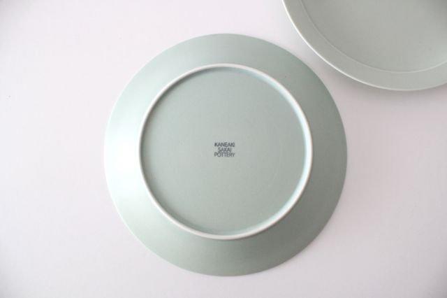 ブロックプレート 粉引 陶器 伊藤豊 画像2