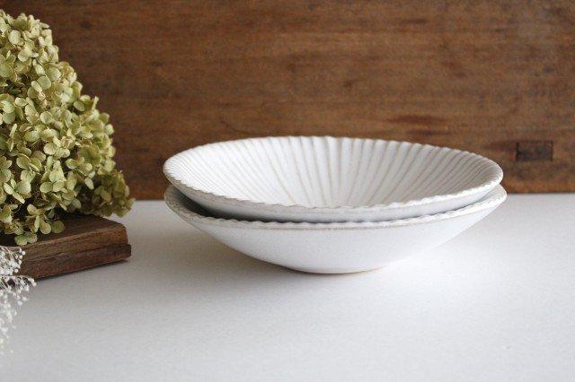 美濃焼 モチーフ ダンデライオン 6寸鉢 陶器 画像2