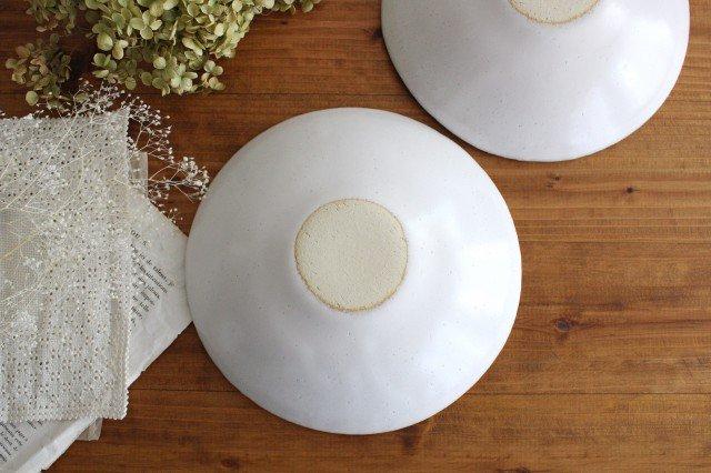 美濃焼 モチーフ ダンデライオン 6寸鉢 陶器 画像3
