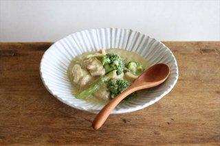 美濃焼 モチーフ ダンデライオン 6寸鉢 陶器商品画像